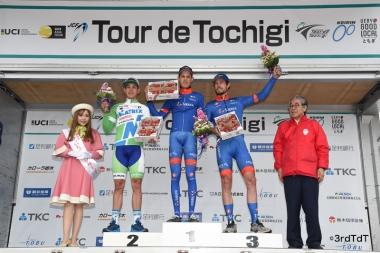 第1ステージ表彰式