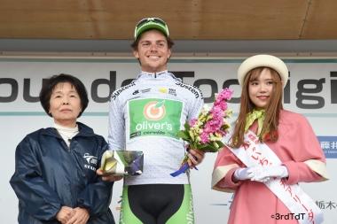 U23賞ライアン・シュルト(オリヴァーズ・リアル・フード・レーシング)