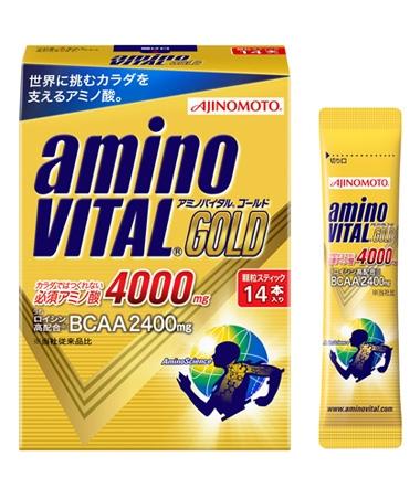 「アミノバイタル® GOLD」