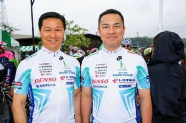 2015 ツアー・オブ・ジャパン いなべステージ記念 サイクルジャージ