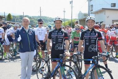2018ツアー・オブ・ジャパン いなべステージ記念 サイクルジャージ