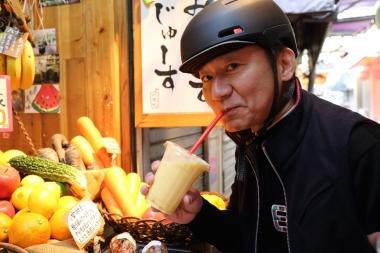 小径車で行く。タクリーノの大阪ディープスポット放浪記
