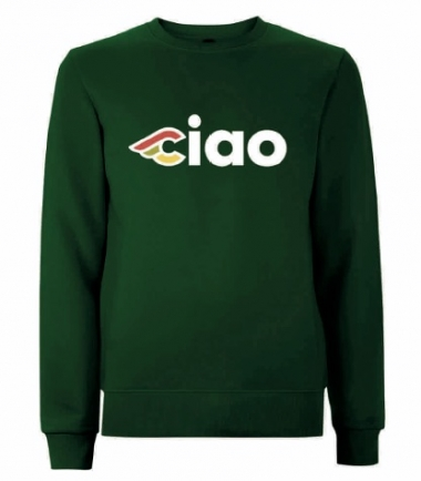 CIAO CREWNECK  8000円(税抜)サイズ:S、M、L、XL