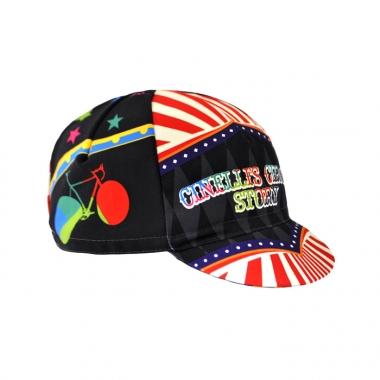 Cinelli Circus Cap イタリア・ミラノ本社にて開催されたチネリサーカスをイメージしてデザイン。