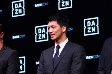 現WBAミドル級チャンピオン村田諒太選手がもう1人のゲスト