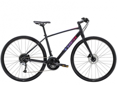 Voodoo Trek Black