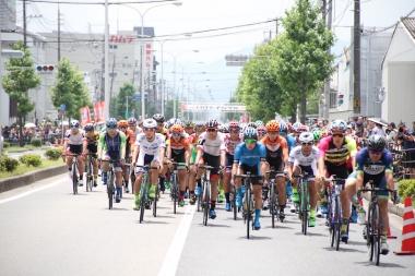 2018年初めて開催され、多くの観客を集めた広島クリテリウムは2019年も開催予定