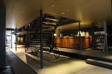 宿泊は尾道ではサイクリストホテルの「オノミチU2」。今治では「今治国際ホテル」という豪華な内容。念願ホテルに泊まれました!