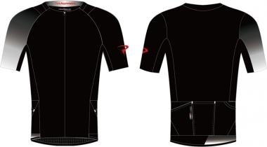 Think Asymmetric Vertical Jersey