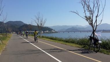 洛東江自転車道