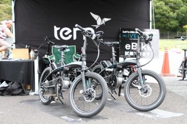小径車といえば折りたたみ自転車を得意とするブランド、ターンも忘れてはならない存在