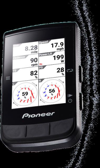 GPSサイクルコンピューター『SGX-CA600』 タッチパネルは廃止され、ハードキーでの操作のみとなった