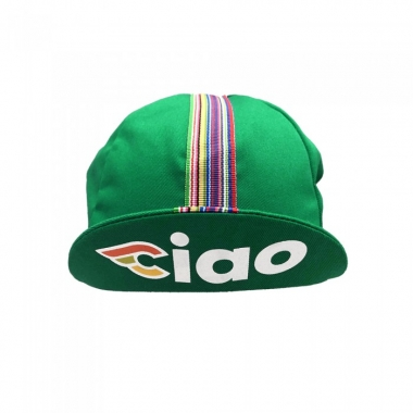 CINELLI CIAO CAP 2800円(税抜)ワンサイズ、グリーン