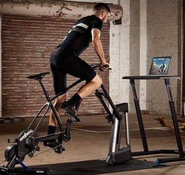 東北初登場のワフー・キッカークライムも体験できる ©Wahoo Fitness