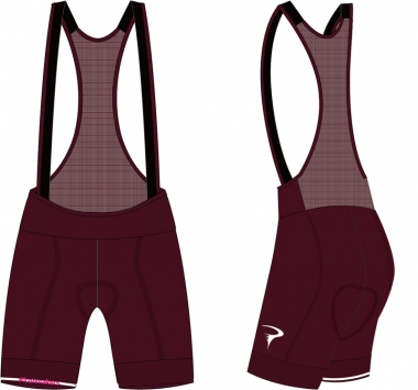 #iconmakers Cosmo W Bib-Shorts