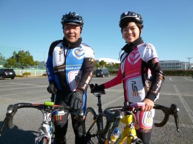 Ravenリーダーの島田さん(左)とReinaリーダーの福田さん(右)Photo:Yoko Oya