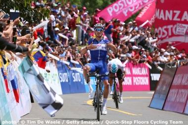 第4ステージはフランスのアラフィリップが優勝した