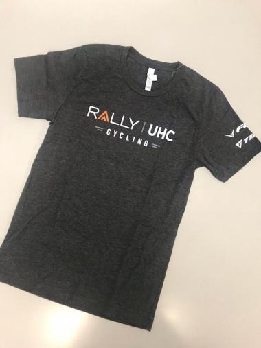 UHC Rally サイクリングチーム ロゴ入り Tシャツ