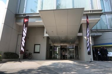展示会は東京・恵比寿の日仏会館にて行われた
