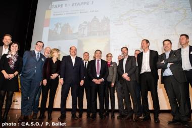 発表会は1月16日にブリュッセルにあるベルギー王立美術館で行われた(©A.S.O./ P. Ballet)
