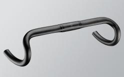 CONTACT SL D-FUSE DROP:D-Fuseシートピラーでも採用されるD型断面のアルミハンドルバー。下方向へのしなりで快適性を向上
