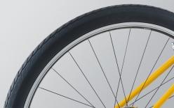 KENDA 27.5x1.75 TIRE:安心のエアボリュームを確保し快適性に貢献する45mm幅のワイドタイヤ。