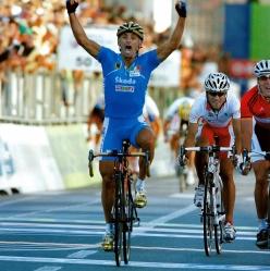 169cmと小柄なイタリア人、パオロ・ベッティーニは、世界戦2連覇の最初の年にタイムに乗っていた