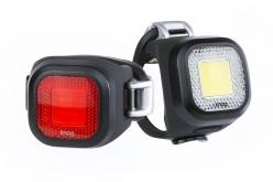 パターンの「チッピー」。LED数はフロント9、リア16。120°の照射角で、渋滞が多い道やデイライドの安全性向上へ