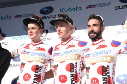 山岳賞を獲得したトルーク、バウマン、ガルシア