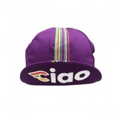 CINELLI CIAO CAP 2800円(税抜)ワンサイズ、パープル