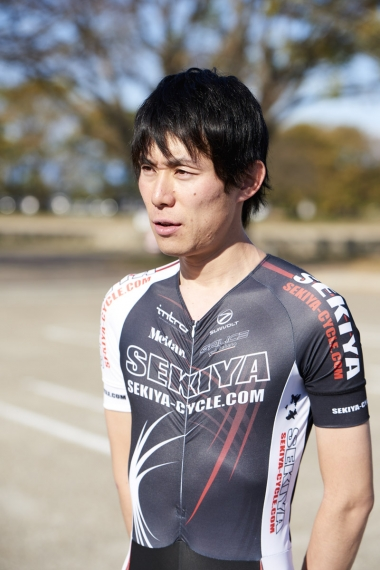 SEKIYA 中村俊介さん:MyFavorite「セパレートワンピースは練習からレースまで対応できて最高です」