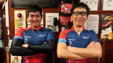 田中さん(左)と伊藤さん(右)