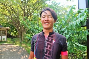 初参加の細川さん Photo:サイクルスポーツ編集部