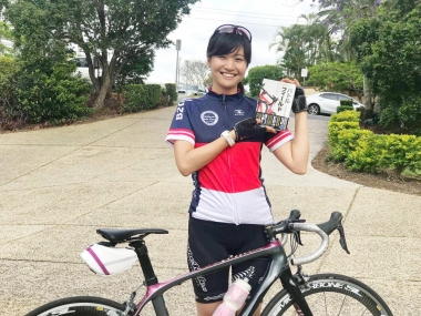 なぜ私が自転車を始め、オーストラリアにたどり着いたかの経緯も本書で明らかに……!?