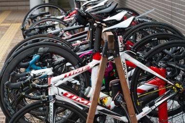 総額●百万円となるバイクが集結……