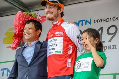 ザッカンティが山岳賞のトップに。明日以降の逃げメンバーにも注目だ