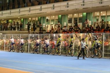 昨年宇都宮競輪場で行われたテストイベントは大いに盛り上がりを見せた