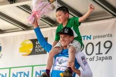 クレダーと同ポイントでブルージャージを獲得したズルロ。最終東京ステージで決着