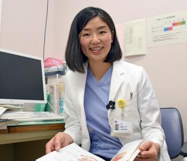 筑波大学付属病院リハビリテーション科医師 遠藤 歩先生