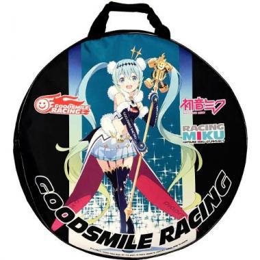 GSR Gear GOODSMILE RACING ホイールバッグ レーシングミク(2018年Ver.) 700C 2本用 価格 (税込) 1万800円