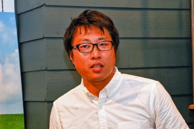 サイクルスポット、マネージャーの松田吉弘氏