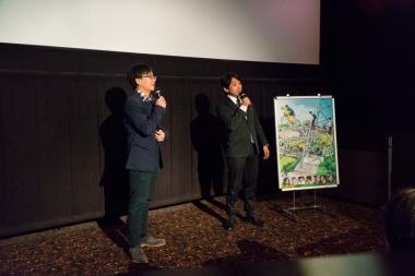 3月25日(日)には片山右京さんのトークショーも行われた
