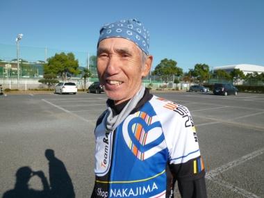 最年長メンバーの石田さん Photo:Yoko Oya
