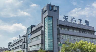 500人以上が生産に携わっている台湾のファクトリー
