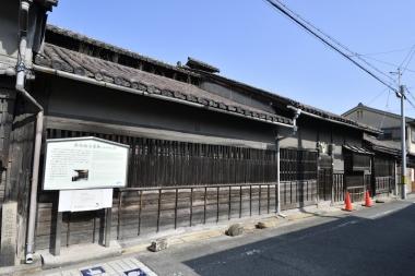 鉄砲鍛冶屋敷町跡(内部非公開)