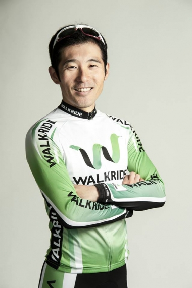 自転車プロコーチ・須田晋太郎さん