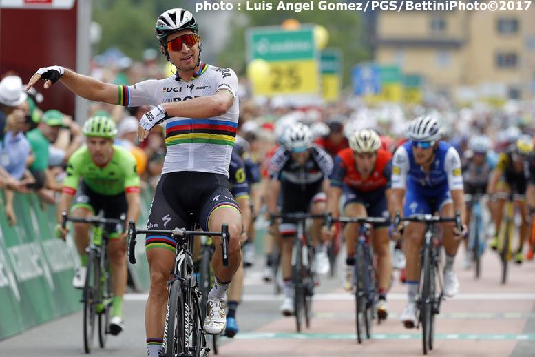 ツール・ド・スイス第5ステージ...
