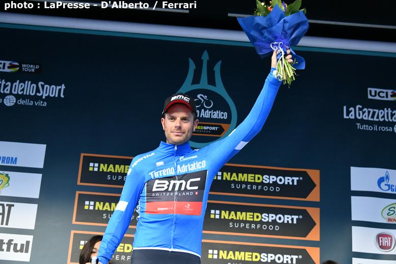 頂上ゴールのティレーノ~アドリアーティコ第4ステージはランダが優勝/カルーゾが総合首位返り咲き News