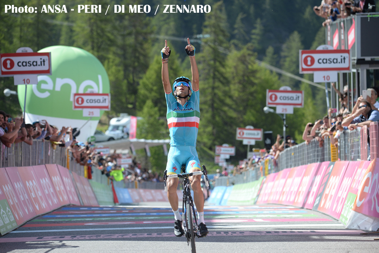 ニーバリが奇跡の逆転優勝! ジロ・デ・イタリア2016 サイクルスポーツ ...
