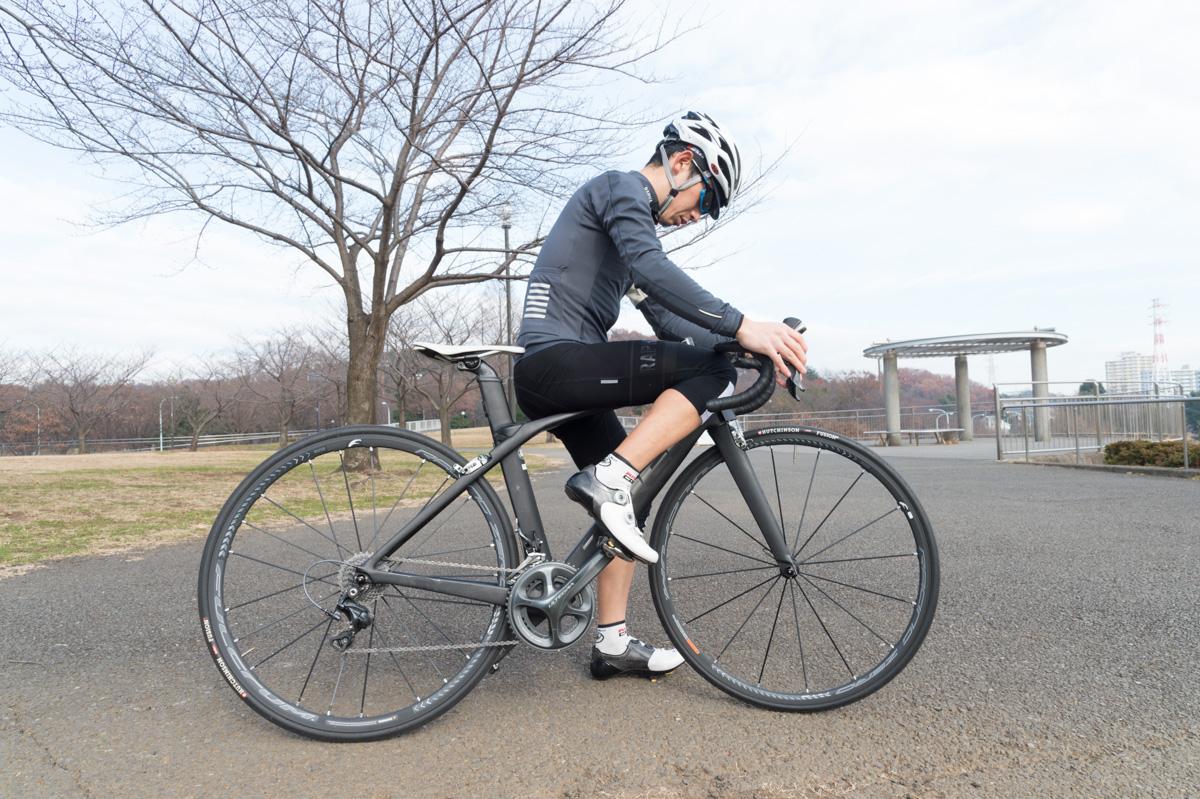 安井行生のロードバイク徹底評論第9回 trek madone vol 8 サイクル